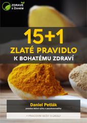 Ebook 15+1 zlaté pravidlo kbohatému zdraví